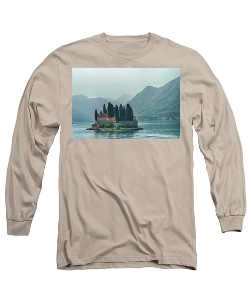 Island Church Of St George Long Sleeve T-Shirt