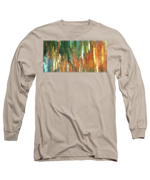It's Full Of Squares Long Sleeve T-Shirt