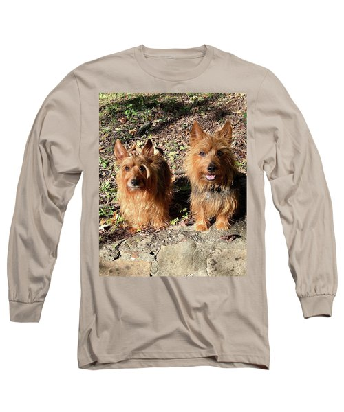 Jack And Lily 2 Long Sleeve T-Shirt