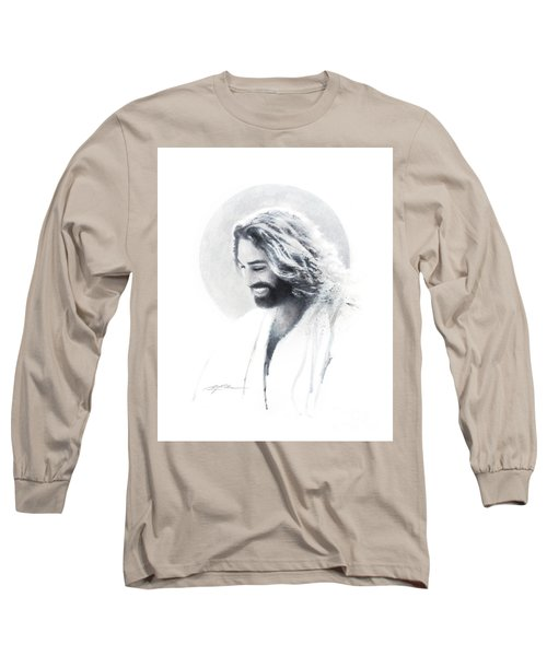 Joy Of The Lord Vignette Long Sleeve T-Shirt