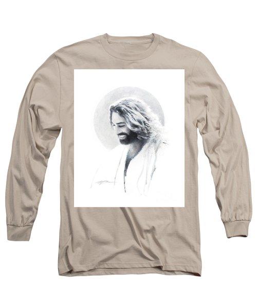 Joy Of The Lord Vignette Long Sleeve T-Shirt
