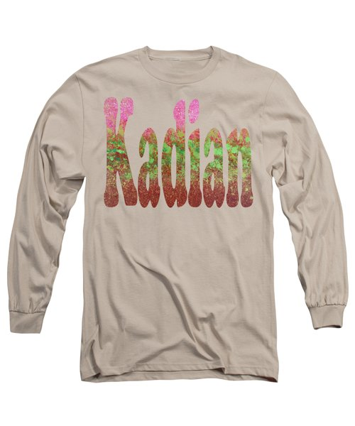 Kadian Long Sleeve T-Shirt