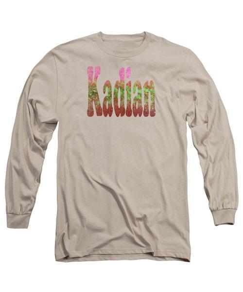 Kadian Long Sleeve T-Shirt