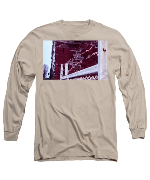Keep Out Long Sleeve T-Shirt