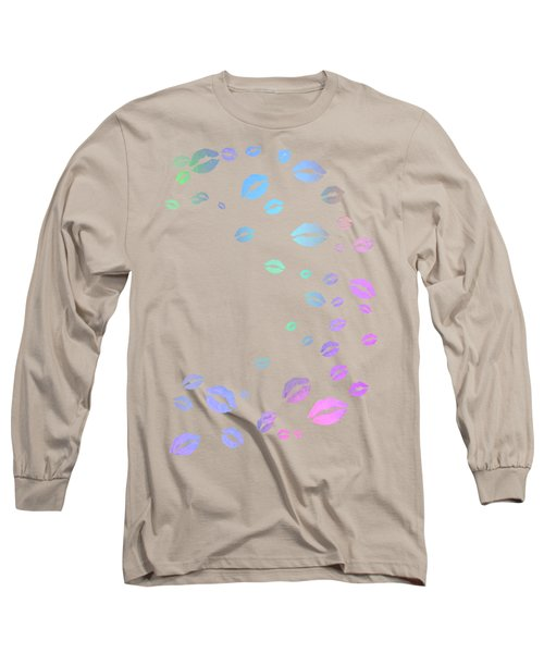 Kiss Noise Long Sleeve T-Shirt