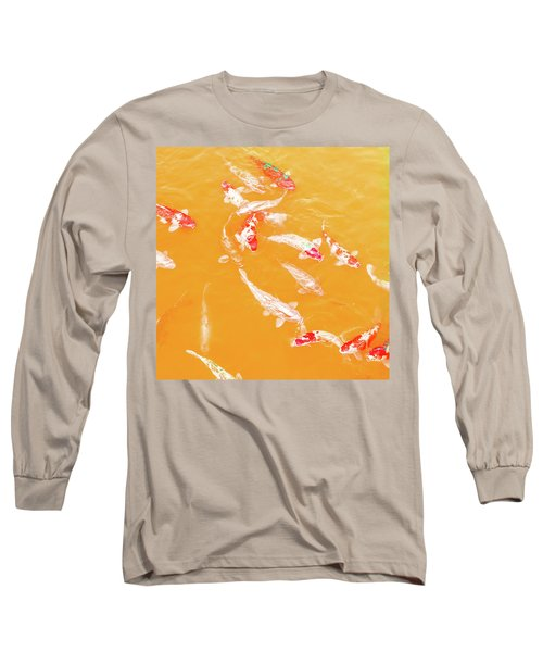Koicarpscape 5 Long Sleeve T-Shirt