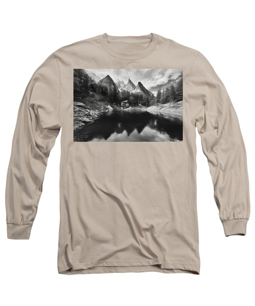 Lake Verde In The Alps IIi Long Sleeve T-Shirt