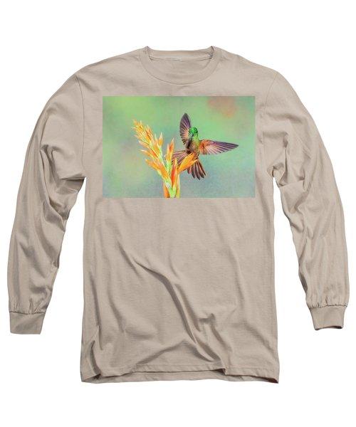 Landing Long Sleeve T-Shirt