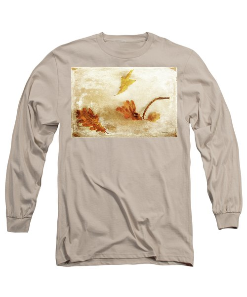 Long Sleeve T-Shirt featuring the photograph Last Days Of Fall by Randi Grace Nilsberg