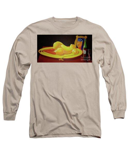 Le Dejeuner Sur Le Plat D Or Long Sleeve T-Shirt