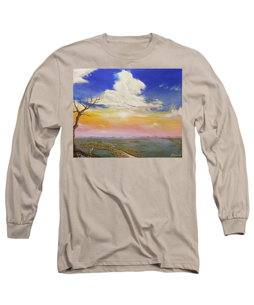 Learning The Hard Way Long Sleeve T-Shirt