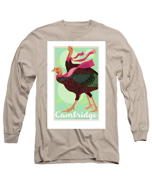 Les Foulards De Cambridge Long Sleeve T-Shirt
