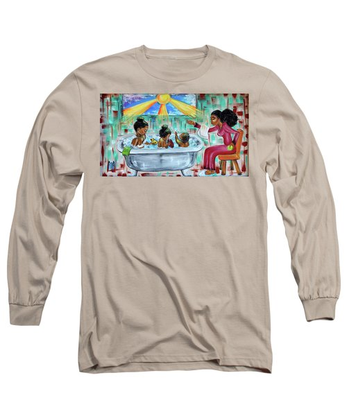 Lessons From Mommy Long Sleeve T-Shirt