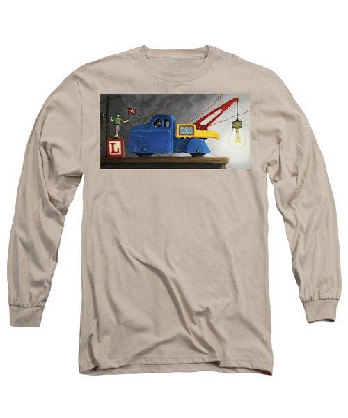 Light Load  Long Sleeve T-Shirt