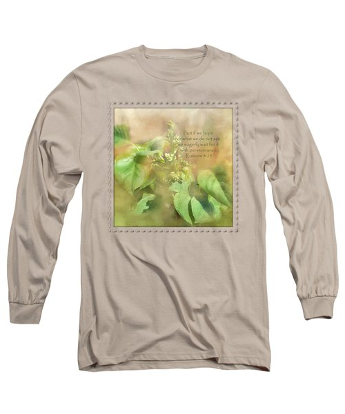 Lingering Lilac Long Sleeve T-Shirt