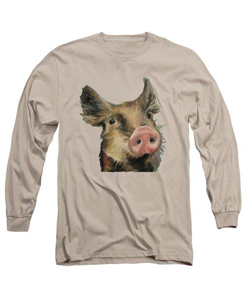 Little Piglet Long Sleeve T-Shirt