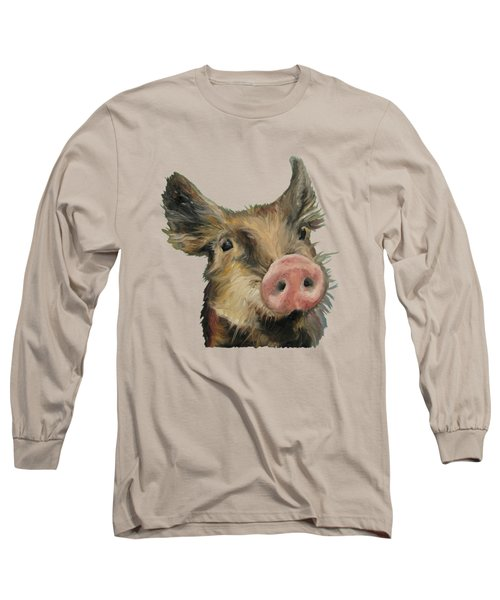 Little Piglet Long Sleeve T-Shirt