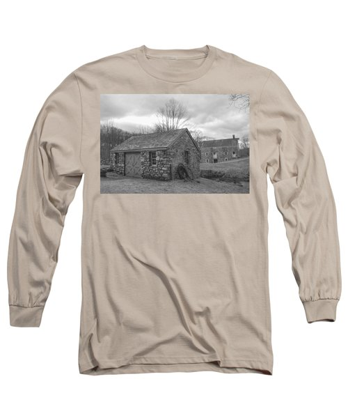 Lock House And Store - Waterloo Village Long Sleeve T-Shirt