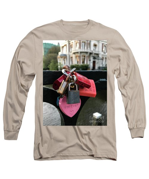 Lock Up Your Love Long Sleeve T-Shirt