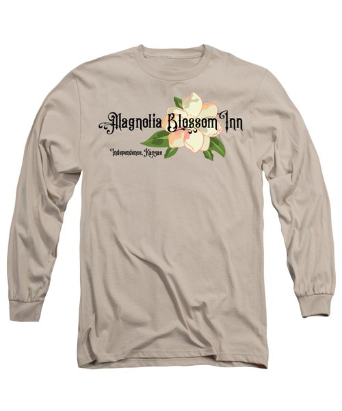 Logo 3 Long Sleeve T-Shirt