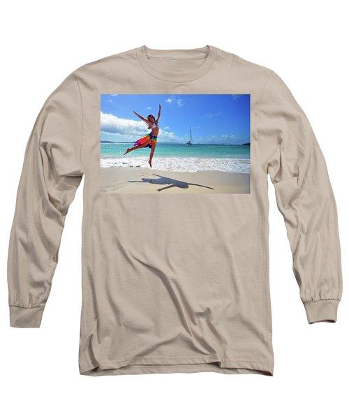 Lollick Frolic Long Sleeve T-Shirt