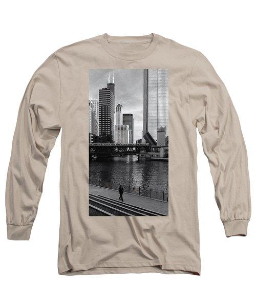 Lone Walk Long Sleeve T-Shirt