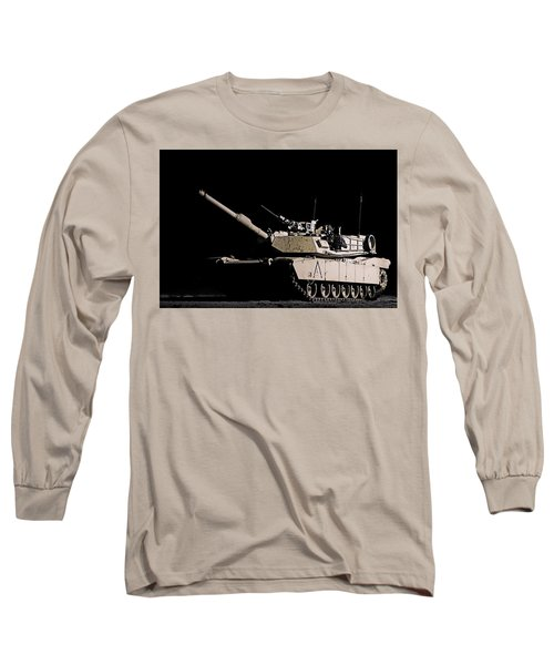 Lonely Nights Long Sleeve T-Shirt