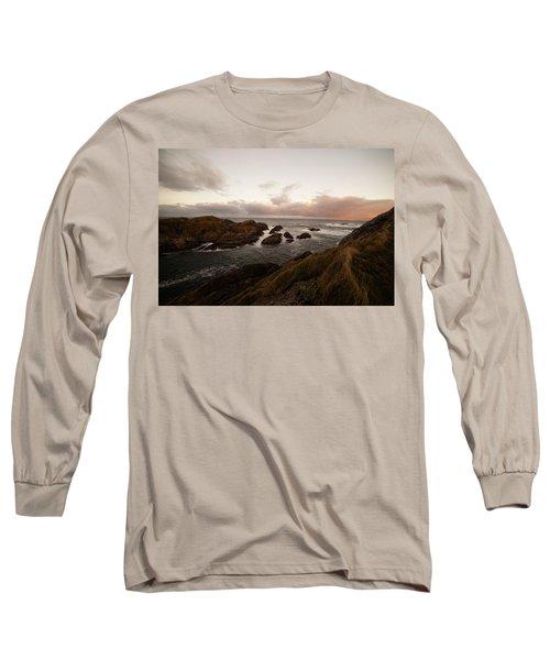 Long Exposure Arctic Long Sleeve T-Shirt