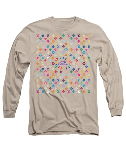 Louis Vuitton Monogram-5 Long Sleeve T-Shirt