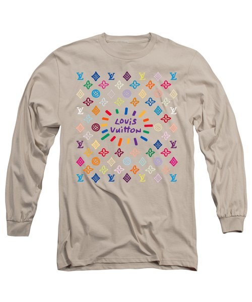 Louis Vuitton Monogram-9 Long Sleeve T-Shirt