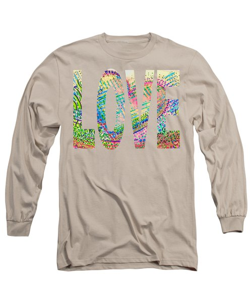 Love 1001 Long Sleeve T-Shirt