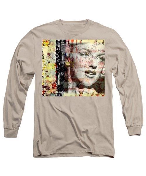 Marilyn Monroe 2 Long Sleeve T-Shirt