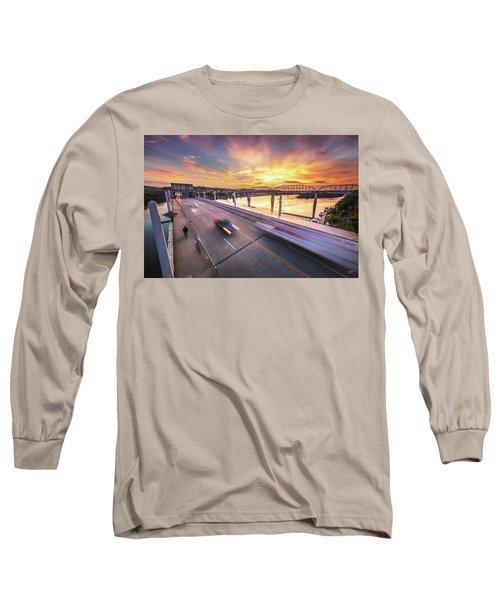 Market Street Commuters Long Sleeve T-Shirt
