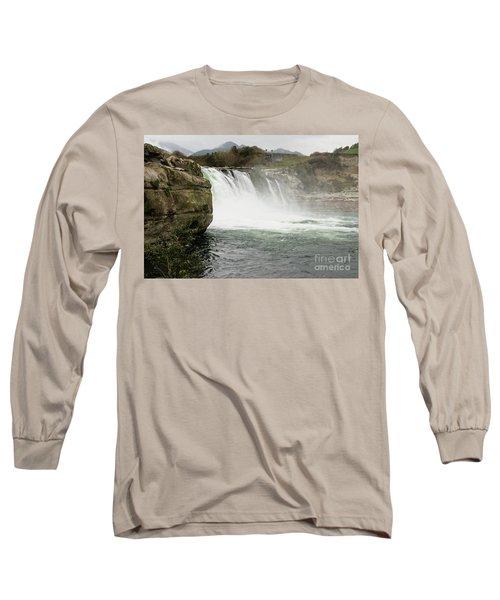 Maruia Falls Long Sleeve T-Shirt