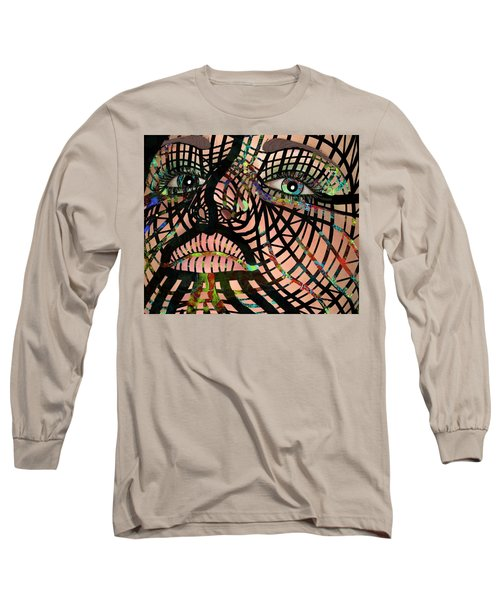 Mask I Am So Much More Than You See Long Sleeve T-Shirt