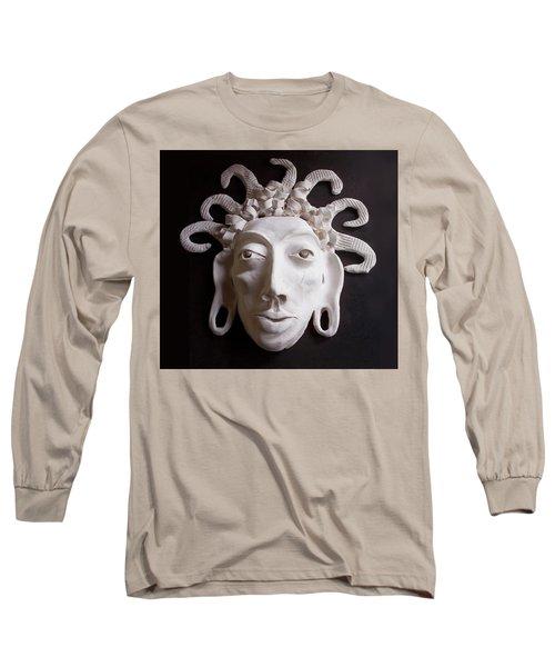 Mask The Aztec Long Sleeve T-Shirt