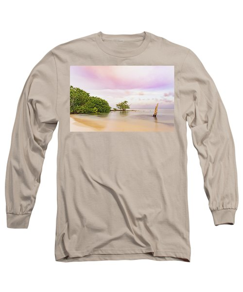 Mayan Sea Long Sleeve T-Shirt