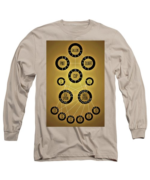 Measurement Chart Long Sleeve T-Shirt