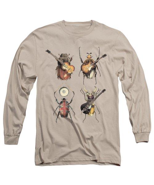 Meet The Beetles Long Sleeve T-Shirt