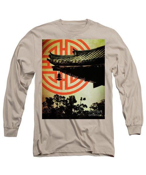 Memories Of Japan 5 Long Sleeve T-Shirt