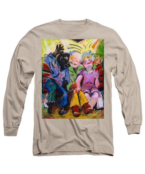 Miami Bench Long Sleeve T-Shirt
