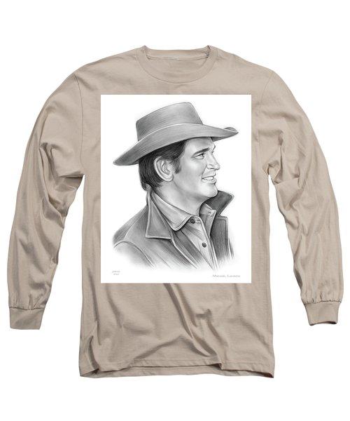 Michael Landon Long Sleeve T-Shirt