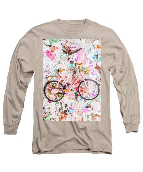 Mode Of Transport Long Sleeve T-Shirt