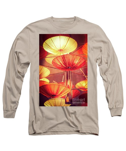 Mood Indigo Long Sleeve T-Shirt