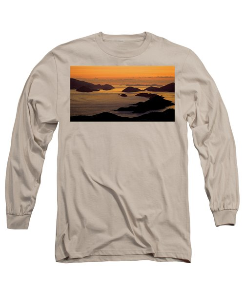 Morning Islands Long Sleeve T-Shirt