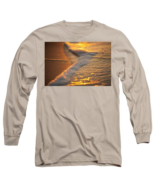 Morning Shoreline Long Sleeve T-Shirt