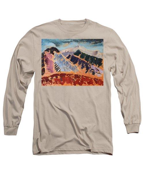 Mosaic Canigou Long Sleeve T-Shirt