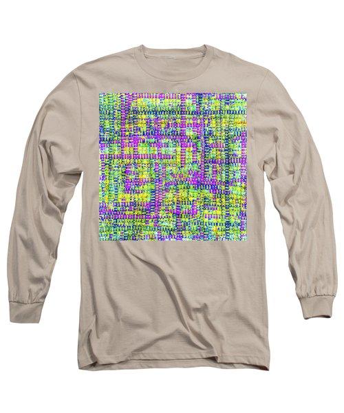 Mosaic Tapestry 2 Long Sleeve T-Shirt