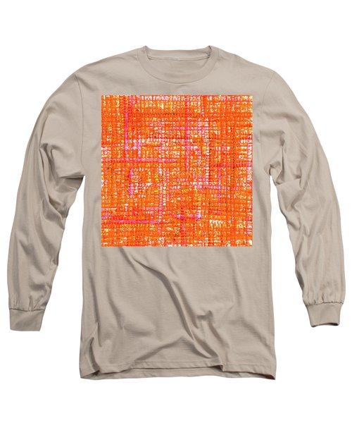 Mosaic Tapestry 3 Long Sleeve T-Shirt