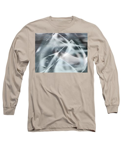 Mountains In The Mist Long Sleeve T-Shirt